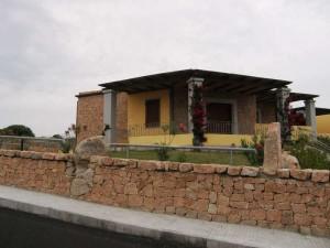 Porto Pozzo villa Athena