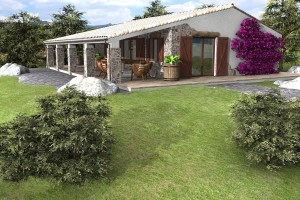 Casa Con terreno presso  Porto Liscia .