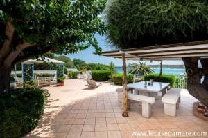 Villa esclusiva sul mare con ormeggio privato