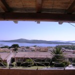 Porto Pozzo splendido attico vista arcipelago
