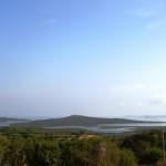 San Pasquale  nuove ville  vista Arcipelago di La maddalena