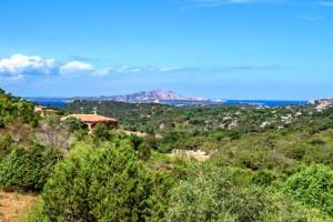 Dimora esclusiva nell'agro tra Arzachena e Baia Sardinia