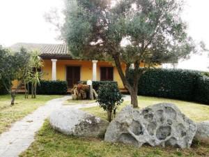 Porto Pollo- Isola dei Gabbiani Villa singola.