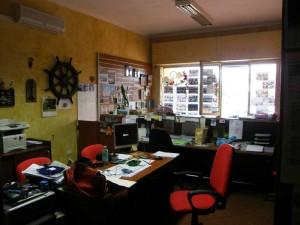 Santa Teresa Gallura ufficio in ottima posizione  fronte strada.