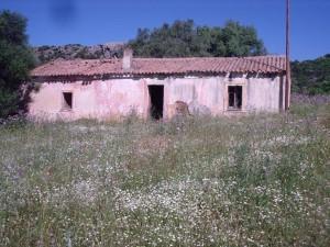 Stazzo da riattare nell'agro di Telti localita' Aratena